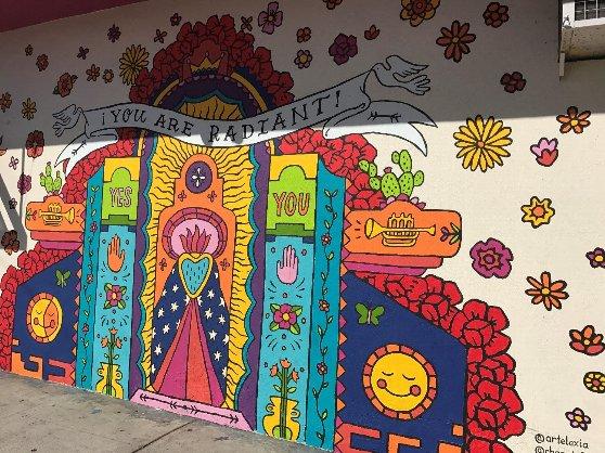 ノースパーク(サンディエゴ)のアート作品