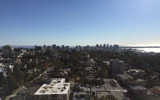 サンディエゴの景色